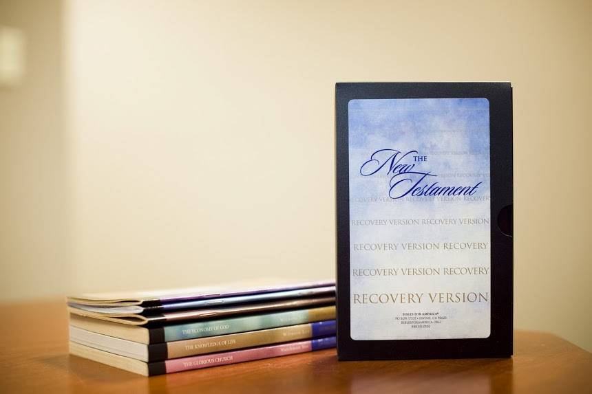 Free Study Bible: New Testament Recovery Version